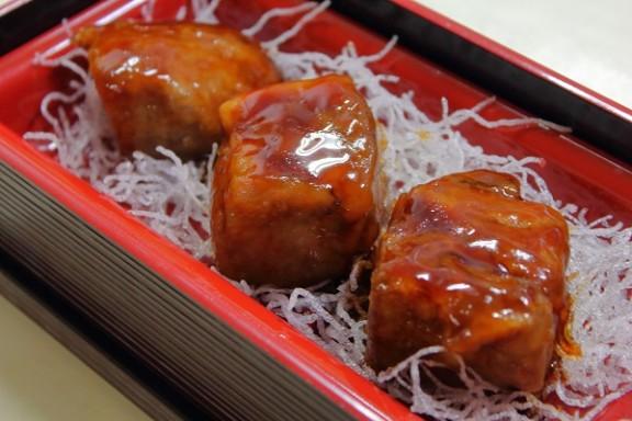 黒酢酢豚(男子ごはん)