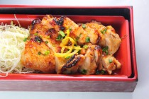 若鶏の西京焼き